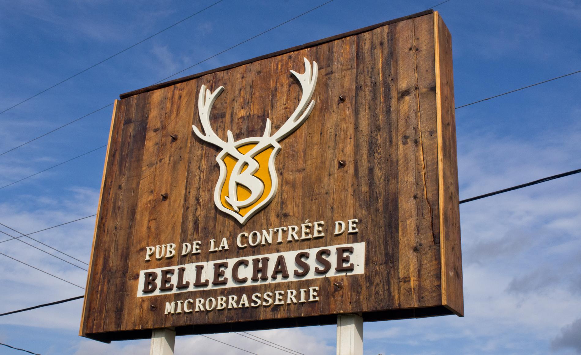 MICROBRASSERIE DE BELLECHASSE