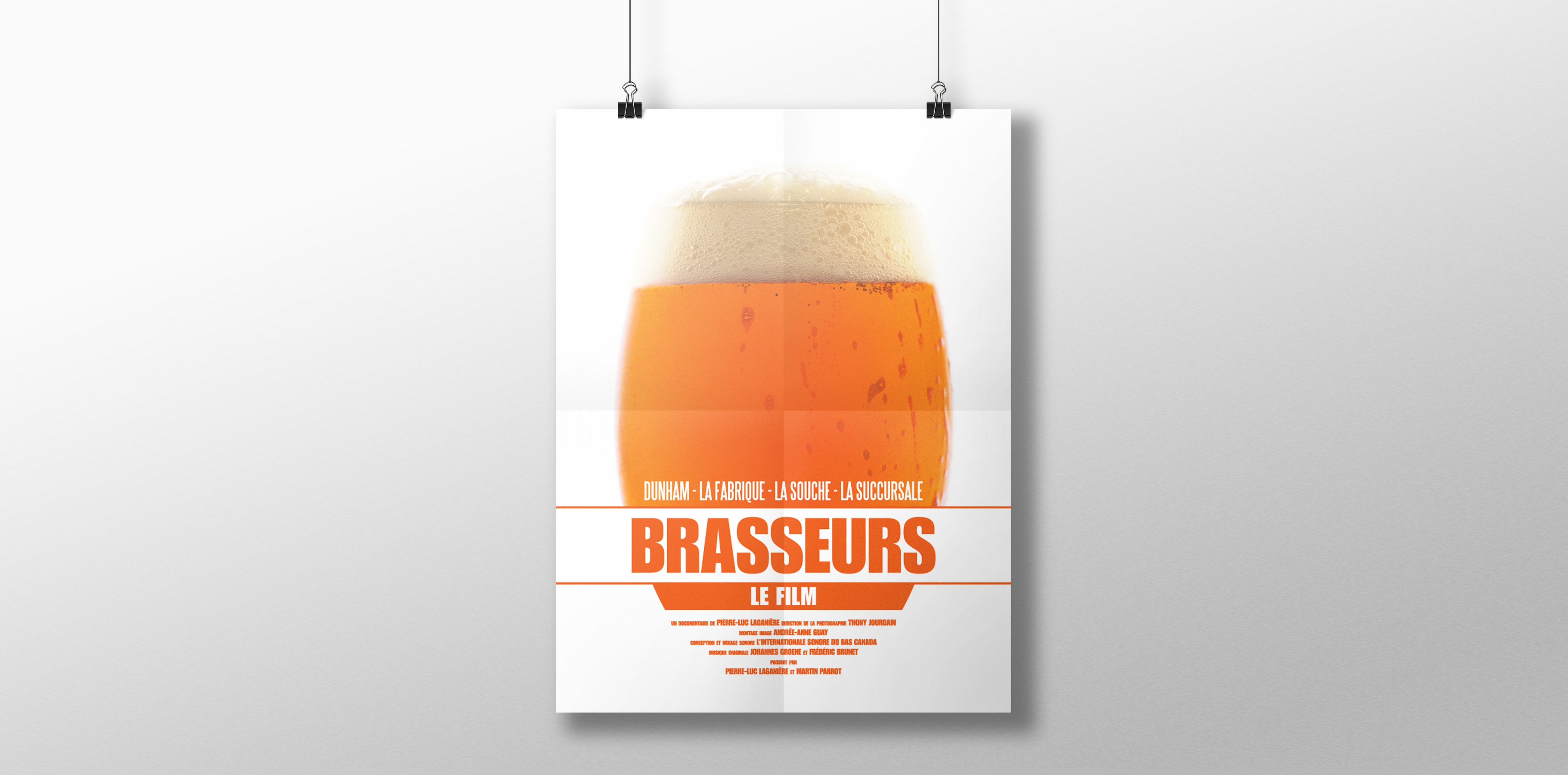 BRASSEURS • LE FILM